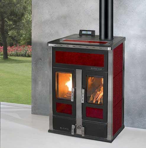 Termostufa legna pellet stufa idro a legna e pellet - Edilkamin termostufe a pellet prezzi ...