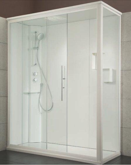 Box doccia con bagno turco multifunzione vendita cabine doccia ...