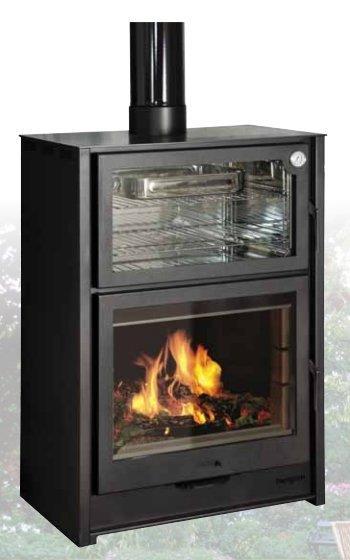Stufa a legna economica vendita stufe a legna con forno - Cucinare con il forno a legna ...