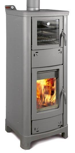 Termostufa a legna thermorossi ardhea easy - Termostufe a legna con forno ...