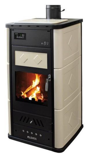 Termostufa a legna klover termostufa a legna belvedere - Termo stufe a legna ...