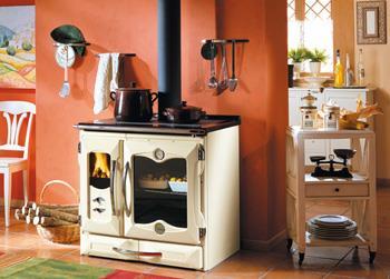 Cucina a legna economica suprema la nordica vendita cucine a legna adria rovigo - Cucina economica splendid ...