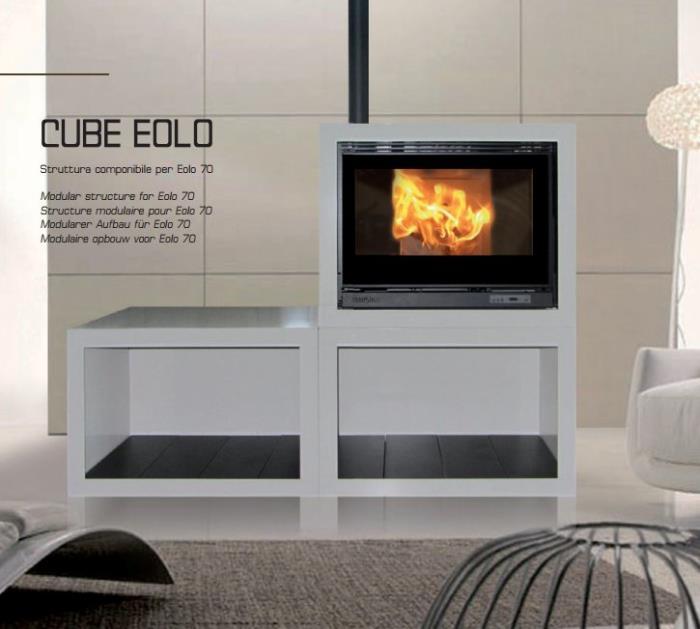 CUBE  EOLO 70