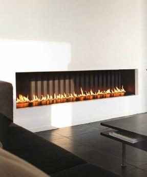 Caminetto a gas DANCING FLAMES 200/40
