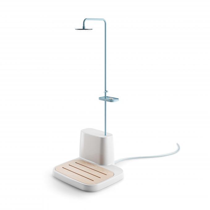 Colonna doccia da esterno mobile ISTA'