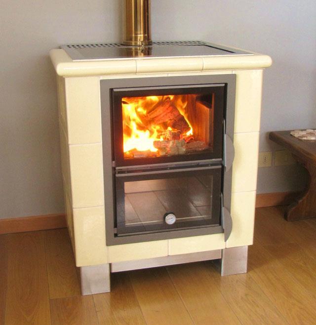 Cucina stufa legna piano cottura forno furetto venturi - Cucine a pellet prezzi ...