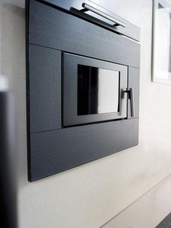 insert a pellet idro 614 tmc 18 kw. Black Bedroom Furniture Sets. Home Design Ideas