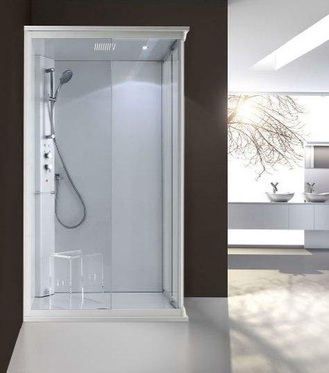 Box doccia con bagno turco multifunzione vendita cabine - Bagno turco roma ...
