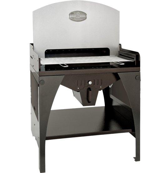 Barbecue a legna MAXI VERNICIATO