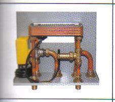 Kit produzione istantanea acqua calda sanitaria