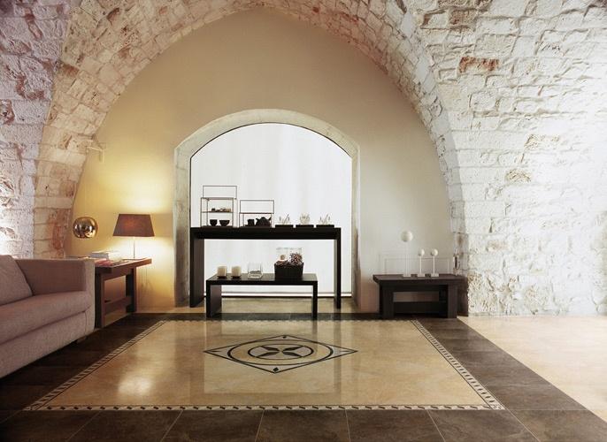 Gres porcellanato lappato effetto marmo in 6 colori - Piastrelle prezzi al mq ...