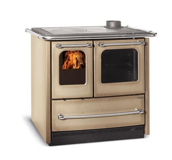 Cucina a legna economica sovrana easy la nordica - Cucina economica splendid ...