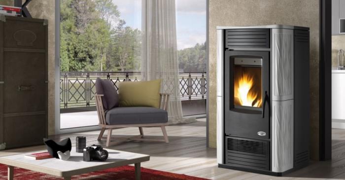 poele a pellet hydro ventil varsavia karmek one 27 kw. Black Bedroom Furniture Sets. Home Design Ideas