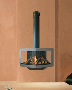 Gas stove STEALTH 3,9 Kw.