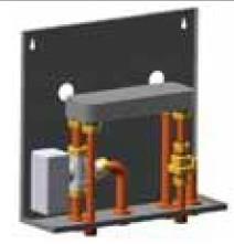 Kit produzione acqua sanitaria per MB