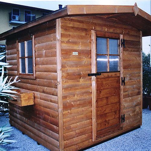 Casetta in legno vendita montaggio casette legno negozio for Casette legno 5x5