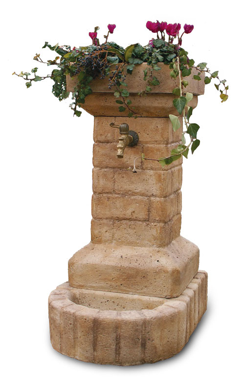 Fontana da giardino adria rovigo arredogiardino for Bricoman arredo giardino