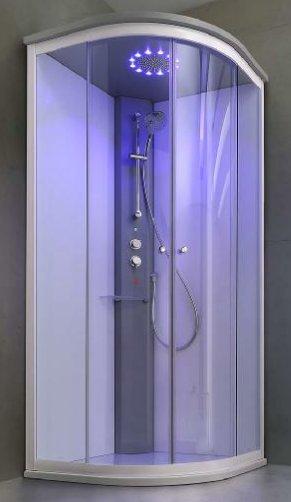 Box doccia con bagno turco multifunzione vendita cabine doccia multifunzione - Colonna doccia bagno turco prezzi ...