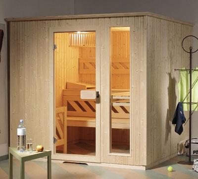 Saune finlandesi saune infrarossi bagni turchi