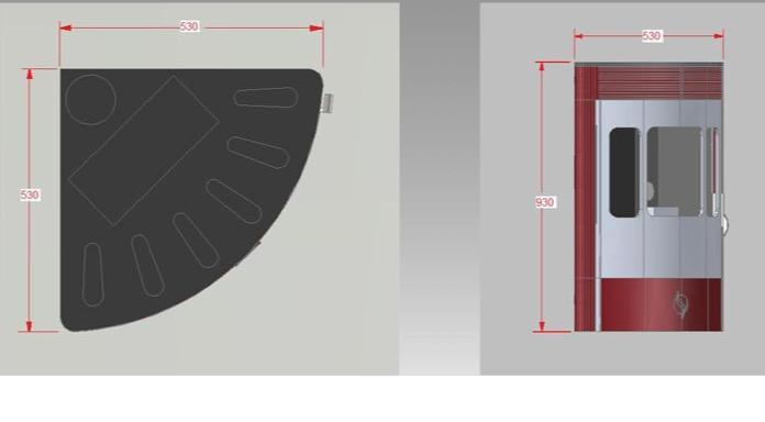 Stufa a pellet angolare vendita stufa a pellet angolo - Dimensioni stufe a pellet ...